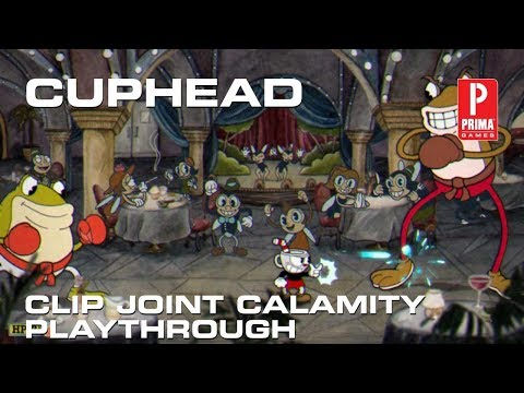 Video Cuphead - Clip Joint Calamity Playthrough (No Hit Run) download in MP3, 3GP, MP4, WEBM, AVI, FLV January 2017