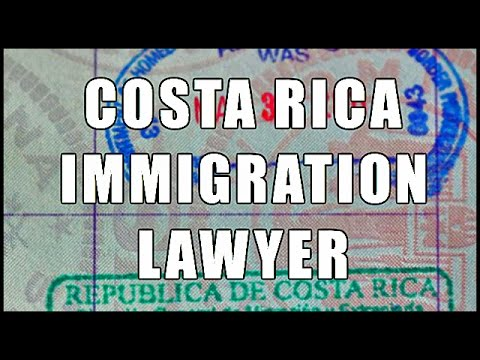 Costa Rica Immigration Lawyers – San Jose Law Firm – Costa Rica Citizenship