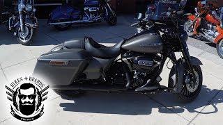 1. 2018 Harley Davidson Road King Test Ride