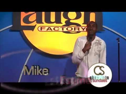 TK Kirkland, G-Thang, David Arnold, Mike Estime @ Chocolate Sundaes Comedy Show