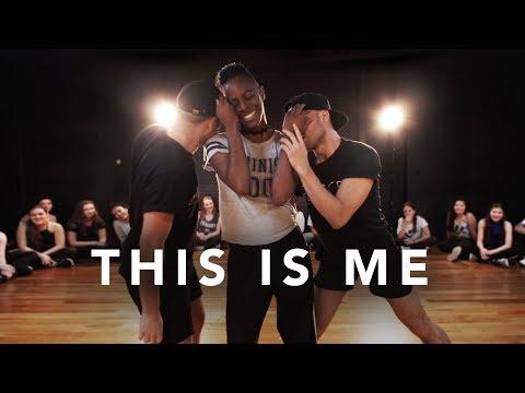 This Is Me - Keala Settle   Vale Merino Choreography @valemerinom (видео)
