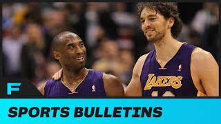 Pau Gasol Hangs Out With Kobe Bryant's Kids On His Birthday As Shared By Vanessa Bryant by Obsev Sports