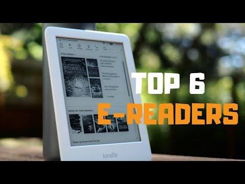 Best eReader in 2019 - Top 6 eReaders Review
