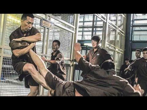 Donnie Yen best Fight Scene in The Prison Kungfu Jungle Sub Indonesia