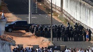 Brazil in grip of successive prison riots full download video download mp3 download music download