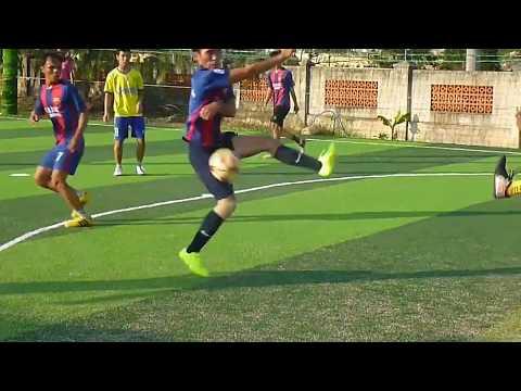Giải bóng đá sân mini mùa xuân 2018  trận chung kết