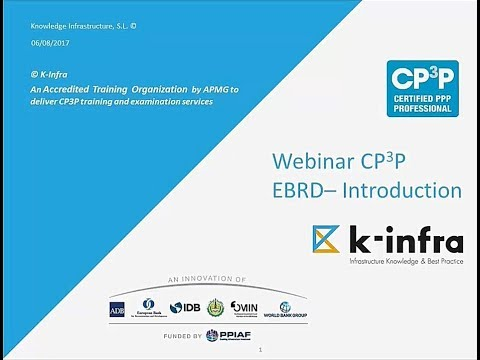 Webinar focused on EMENA, PPP Certification Program