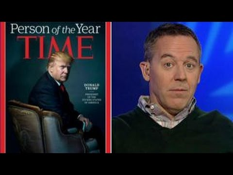 Gutfeld: Why Donald Trump is the person of the year (видео)