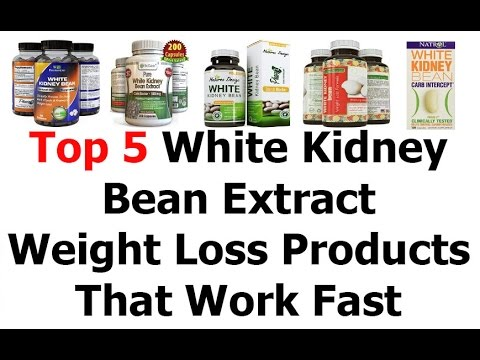 Top 5 White Kidney Bean Extract Review Or Weight Loss Products That Work Fast 2016 Video 57
