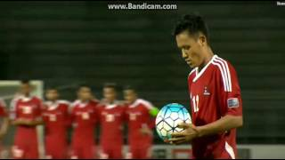 Video Nepal vs Laos Penalty HD (AFC Solidarity Cup 2016: Semi-final) MP3, 3GP, MP4, WEBM, AVI, FLV April 2019