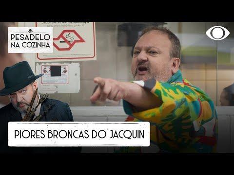 TOP 5: As piores BRONCAS do Jacquin no Pesadelo na Cozinha