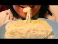 ASMR Eating Floss Halva Turkish Dessert ScorpioAnnYT