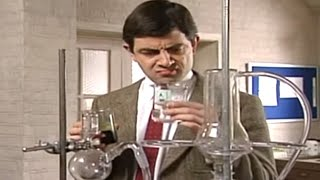 MrBean - Mr Bean - Chemistry experiment