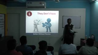 Business Seminar Part 2 by Life Coach Kalpesh Desai