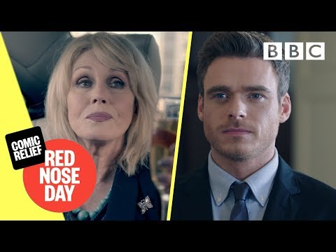 How Bodyguard SHOULD have ended - Comic Relief 2019