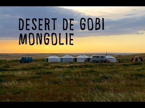 Vidéo Mongolie