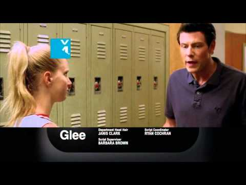 Glee 3.04 Preview