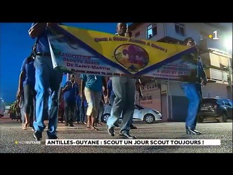 4 EME RENCONTRE DES AINES DU SCOUTISME EN GUYANE