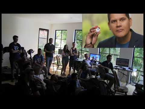 Utah Smash Reacts to Nintendo E3 2018