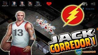 HORRORFIELD│ME CONVIERTO EN FLASH CON JACK (CORREDOR 1)│ANDROID│GAMEPLAY EN ESPAÑOL│#19