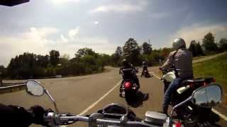 9. Suzuki Boulevard M90 Test Ride