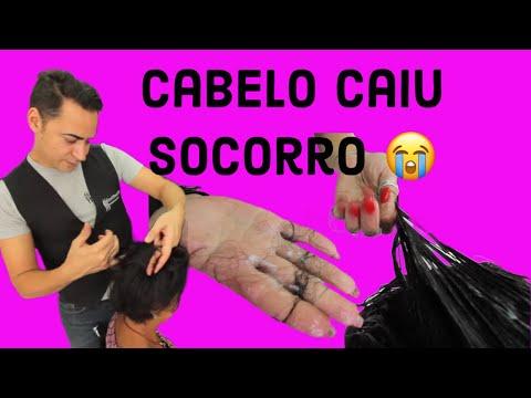 Tratar o cabelo danificado