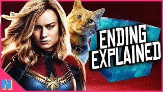 Video Captain Marvel: Ending & Post Credits Explained! MP3, 3GP, MP4, WEBM, AVI, FLV Mei 2019
