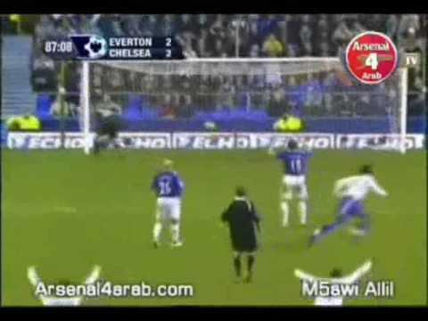 Los 5 mejores goles de Drogba