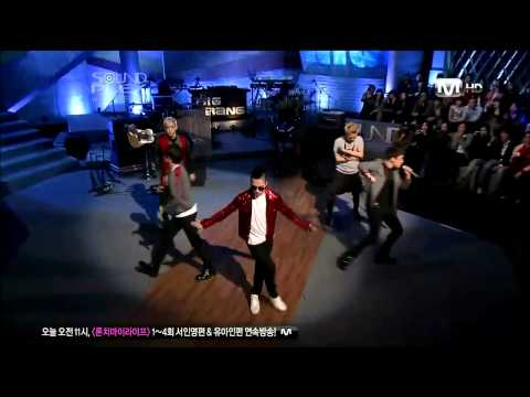 BigBang – Tonight (Apr,2,2011)