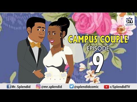 CAMPUS COUPLE EP 9 (Splendid TV) (Splendid Cartoon)
