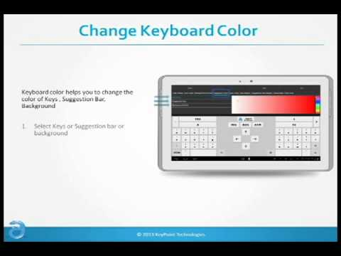 Video of Adaptxt Tablet Keyboard - Free