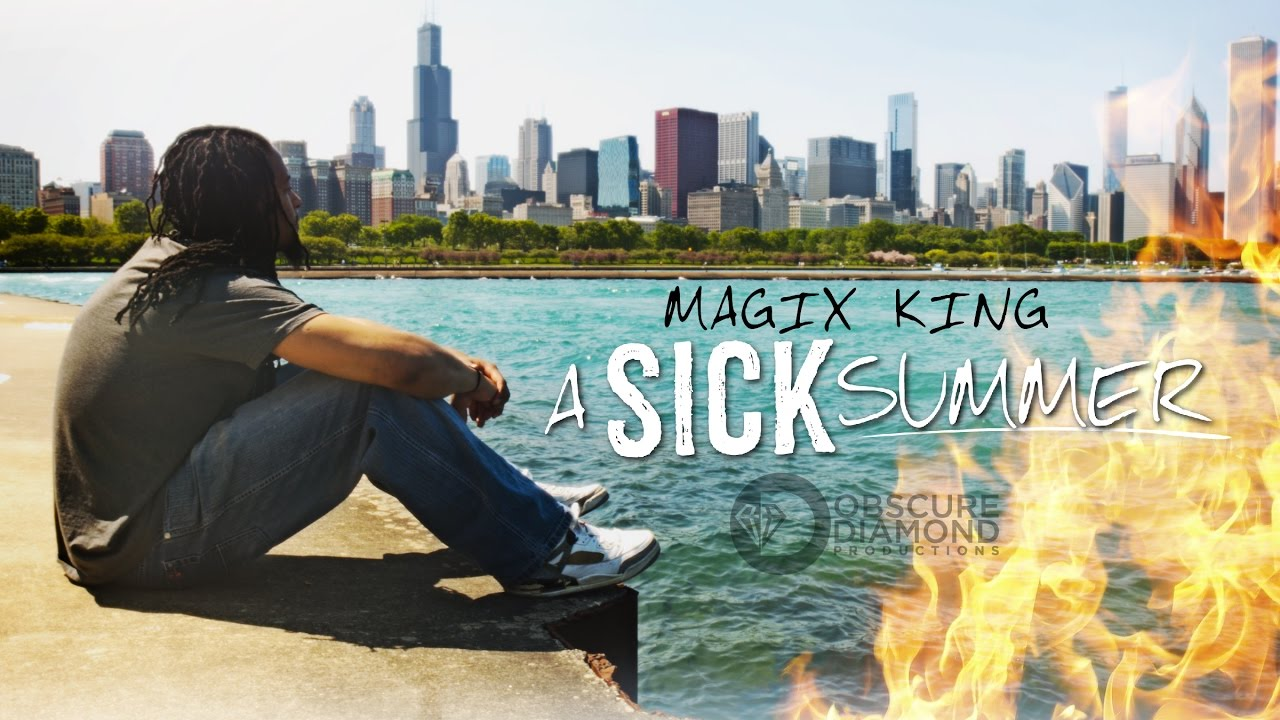 Magix King feat. Tavia Rosslyn – A Sick Summer