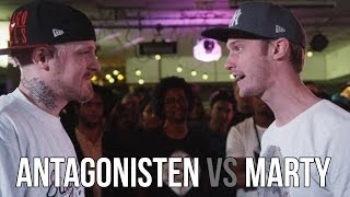 The O-Zone Battles | Antagonisten vs Marty