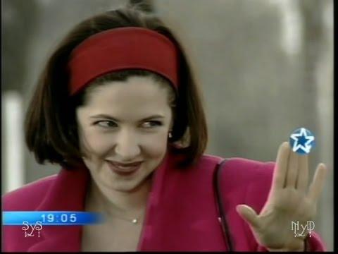 Andrea Del Boca grita de beso (con Gabriel Corrado) 1996 видео