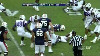 Onterio McCalebb vs Virginia, LSU,Arkansas vs Virginia, LSU & Arkansas ()