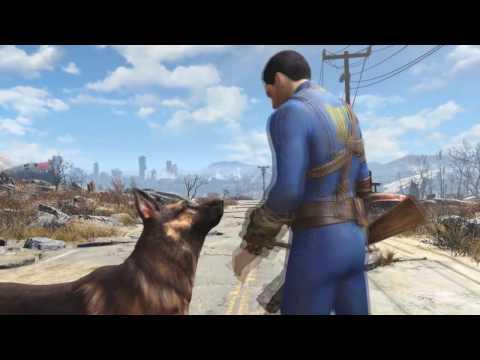 End of the World   Fallout 4 MV (видео)