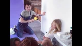 Angelique Boyer Tras de las cameras para Portada de Cosmopolitan