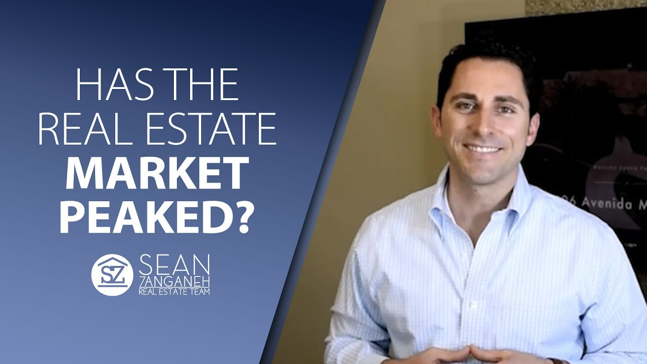 Has the Real Estate Market Peaked Yet?
