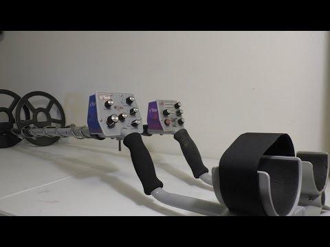 Tesoro Tejon VS Vaquero Metal Detector