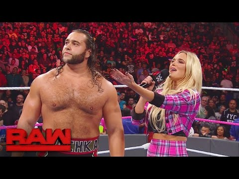 Rusev introduces the WWE Universe to his family: Raw, Oct. 17, 2016
