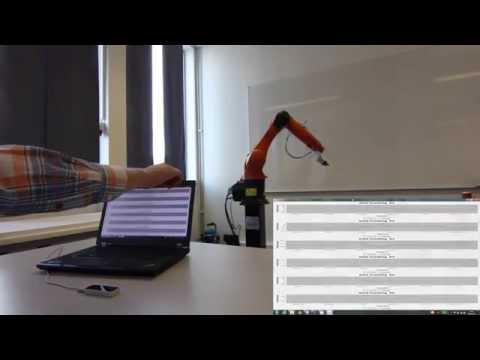 JOpenShowVar: a Flexible Communication Interface for Controlling Kuka Industrial Robots