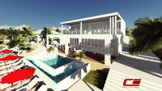 Design 3D Resort Maluk