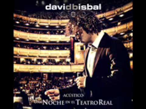 Tekst piosenki David Bisbal - Luna po polsku