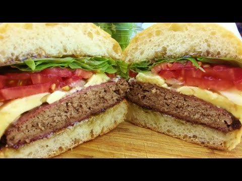 """The Big Local"" Burger Recipe 