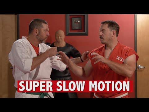 Como golpear a tu oponente 100 veces en un segundo y algunas cosas más