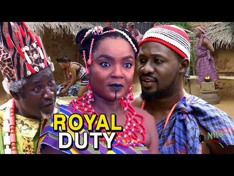 Royal Duty Season 3 & 4 - ( Chioma Chukwuka ) 2019 Latest Nigerian Movie