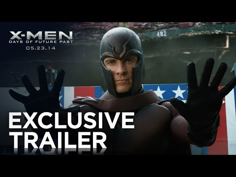 New Trailer XMen Days Of Future Past