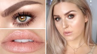 Non-touring Makeup Tutorial! ♡ Easy Daytime Strobing Beauty Trend by Shaaanxo