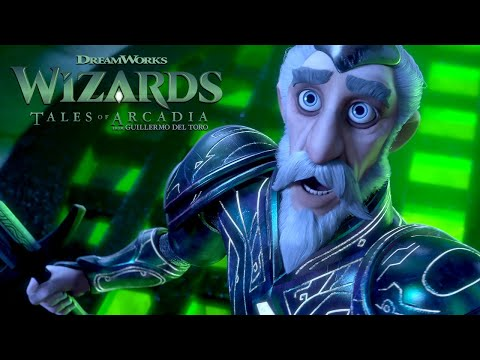 Season 1 Trailer | WIZARDS | NETFLIX