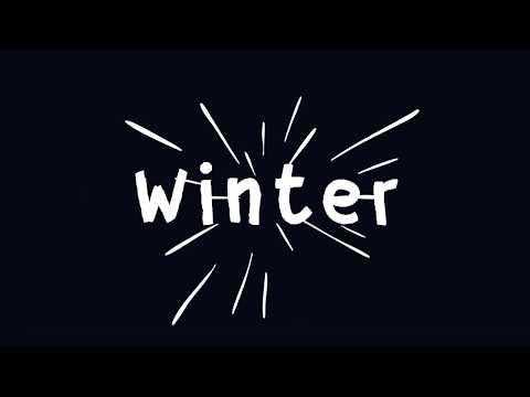 Winter - Rachel Costanzo (Official Lyric video)